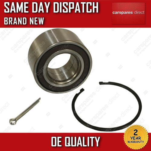 FRONT WHEEL BEARING KIT FOR NISSAN MICRA K12 K13 1.0 1.2 1.4 2003-ONWARDS