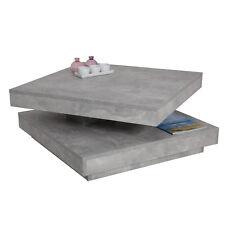 Apollo 004408 Beton Couchtisch Grau Günstig Kaufen Ebay