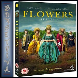 FLOWERS COMPLETE SERIES 2  - SECOND SERIES ** BRAND NEW DVD*** 5060352305906