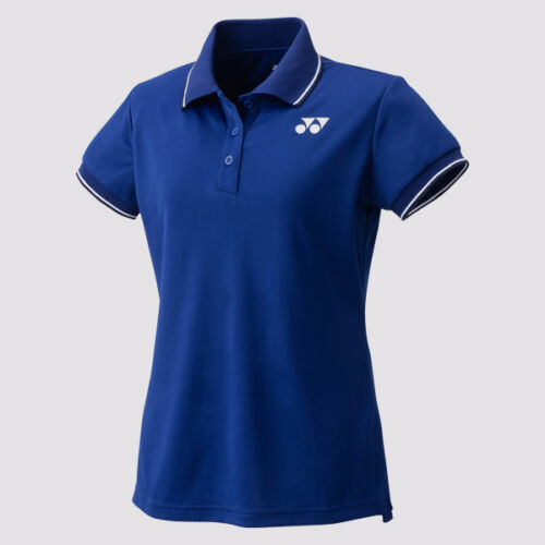 Yonex Ladies Polo Shirt Blast Blue