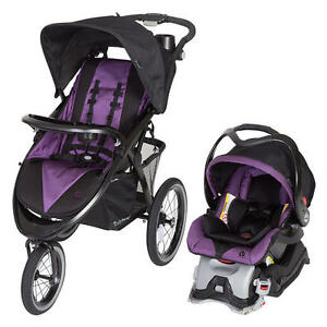 Baby Trend Expedition 174 Premiere Safety Jogger Travel