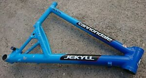 Cannondale Jekyll 900SL Front triangle Full suspension Mountain Bike Frame retro