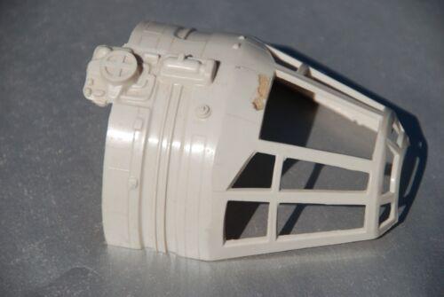 VINTAGE STAR WARS MILLENNIUM FALCON PARTS KENNER screws panel radar seat ramp