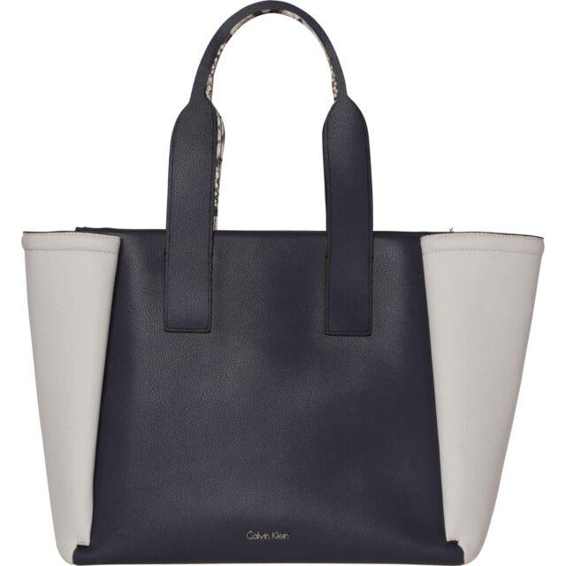 Calvin Klein Shopper Bolsa Tr4cy Large Tote Ombre Blue