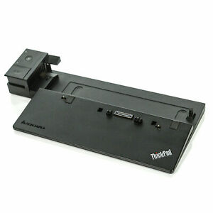 Lenovo-ThinkPad-Ultra-Dock-40A2-SD20F82750-00HM917-DVI-USB-3-0-HDMI-sans-cle-Courant-Alternatif