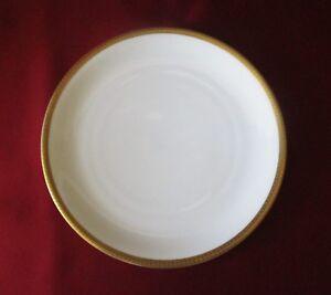 Thomas Avory Porzellan Suppenteller Ø 24,5 cm Goldrand