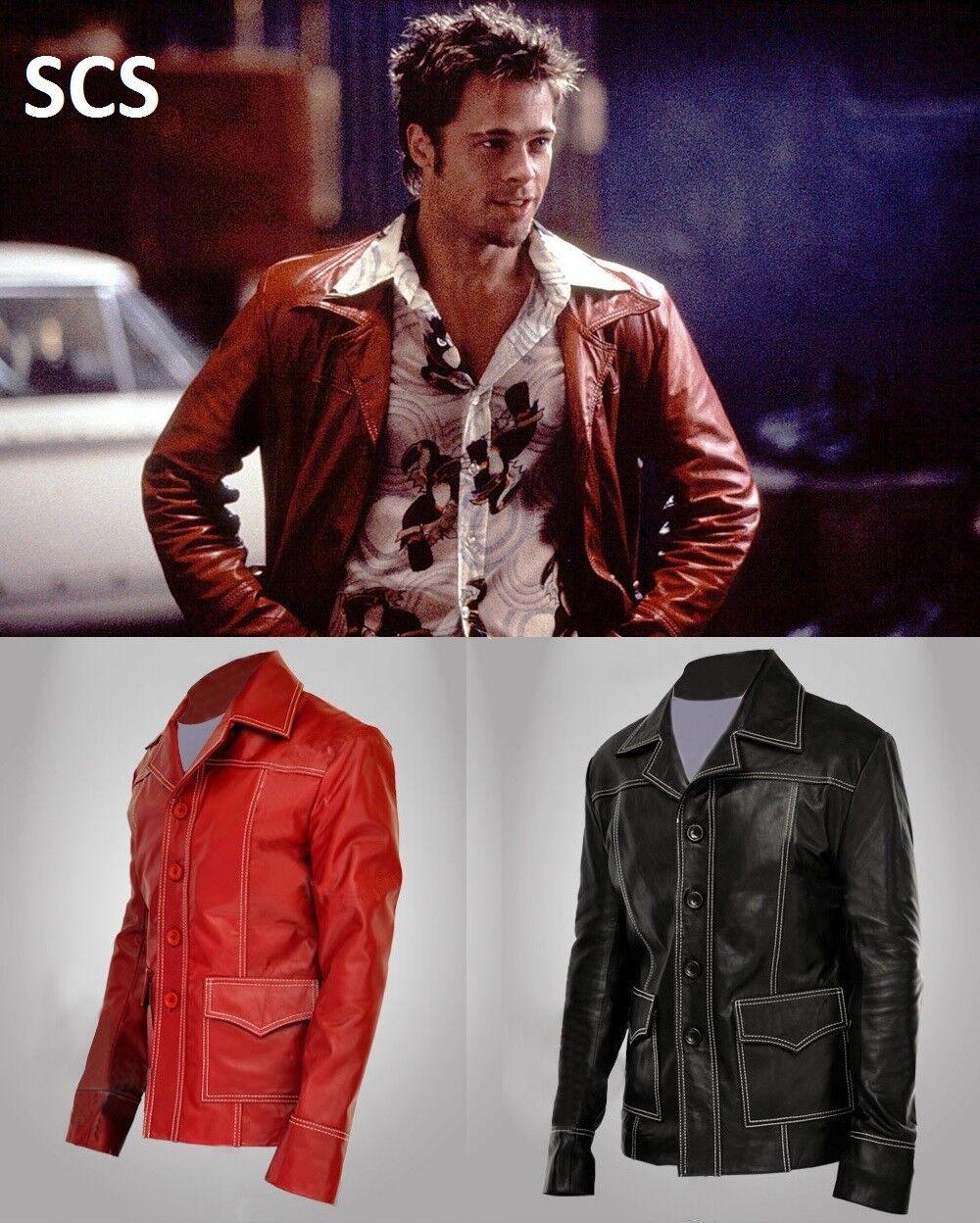 Brad Pitt Fight Club Tyler Durden Coat