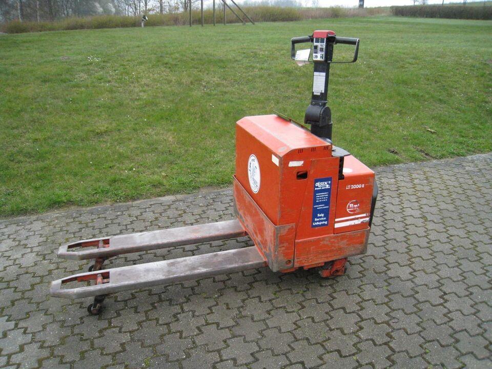 Gaffeltruck, B. T. LT 2000 E / 10