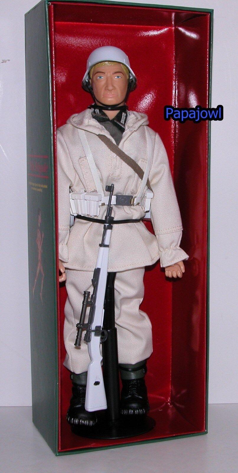 garantizado WW WW WW II GERMAN Snow Trooper  Gebirgsjager  la brigada de elite 12  Figura de Acción 1 6  tienda de venta