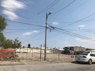 Terreno en Venta, Calle Morelia, Ciudad Juarez Chihuahua