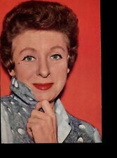 PHOTOGRAPHIE de la chanteuse PATACHOU qui a lancé BRASSENS en 1952
