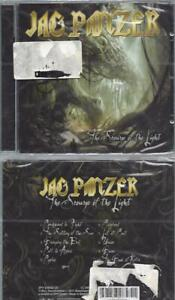 CD--  Jag Panzer – The Scourge Of The Light