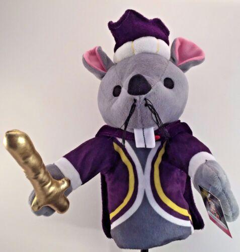 Hand Puppet Nutcracker Ballet Mouse King Plush Toy