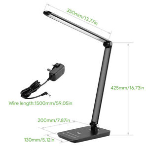 LE-8W-Dimmable-LED-Desk-Lamp-Touch-Sensitive-control-500lm-table-light-bedroom