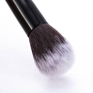 Pro-Make-Up-Soft-Beauty-Powder-Big-Blush-Flame-Brush-Foundation-Cosmetic-Tool