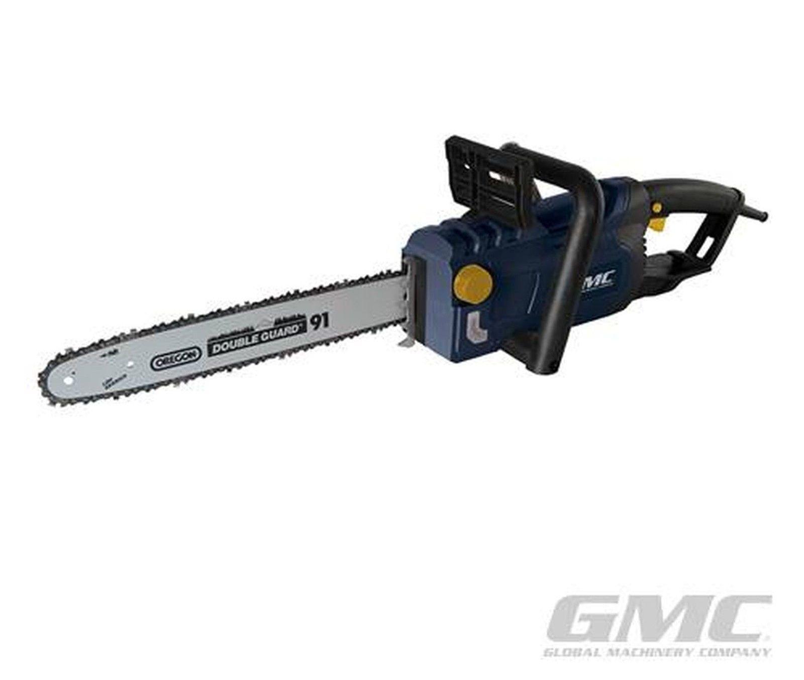 GMC  Elektro-Kettensäge, 2400 W | Hohe Qualität Qualität Qualität und geringer Aufwand  | Produktqualität  02781b