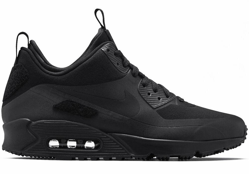Nike Air Max 90 Sneakerboot SP Patch noir  Chaussures de sport pour hommes et femmes