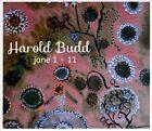 Jane 1-11 [Digipak] by Jane Maru/Harold Budd (CD, Jul-2013, Darla)