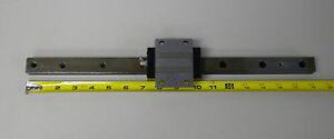 Iko-LWE25-Ball-Monorail-Guide-System-Schiene-17-034-Gebraucht-Garantie