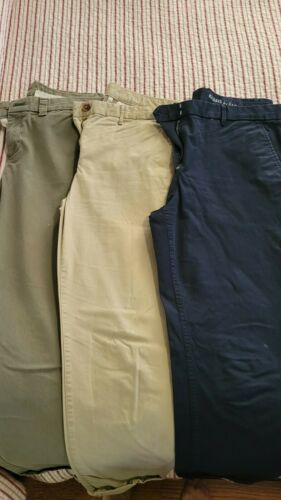 Womens Gap Khakis Lot Of 3 Size 6