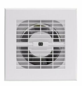 Ced 100mm 4 Inch 12v Low Voltage Extractor Fan Suitable For Zone 0 In Bathroom Ebay
