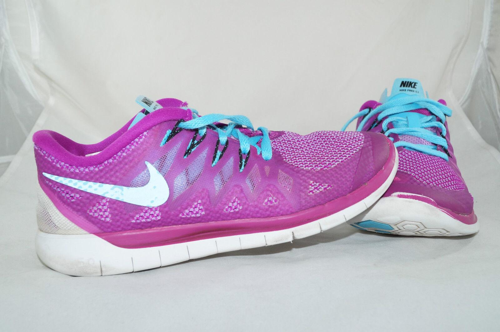 Zapatos promocionales para hombres y mujeres Nike FREE 5.0 GR: 38,5 - 37,5  Rosa Running Laufschuhe Jogging