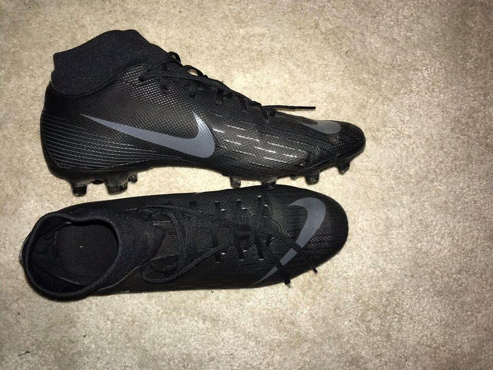 Fodboldstøvler, Nike Mercurial – dba.dk – Køb og Salg af Nyt