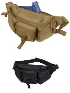 Nascosto Carry Tactical Cintura Pack Marsupio Rothco