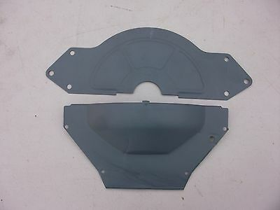 CLUTCH GEARBOX COVER PLATES FOR EJ HOLDEN CRASH BOX INSPECTION COVER PANELS