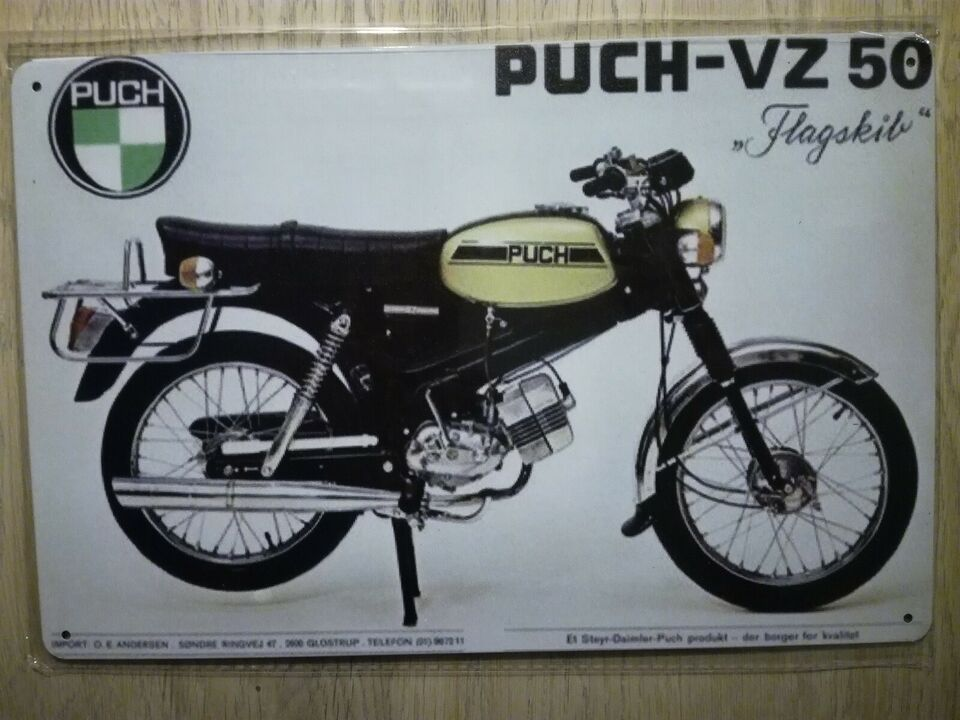 Puch puch maxi, puch vz50, puch ms50