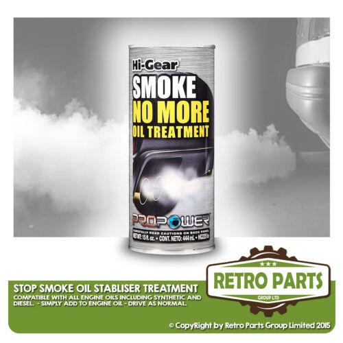 Stabilizer Engine Noise Reducer Stop Smoke Oil Treatment for Hyundai i30 CW