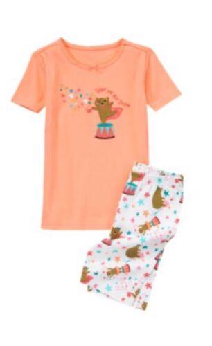 Gymboree Gymmies 6-12-18-24 2T 3 4 5-6 7-8 10-12 Summer Red Pajamas Sleepwear #2