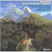 Anton Bruckner - Bruckner: Mass in F minor; Psalm 150 (1992)