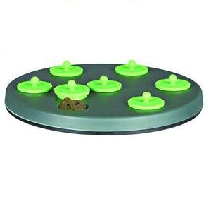 Doudou Lapin Petit Animal Pet Treat Boredom Breaker Puzzle Snack Board Activité-afficher Le Titre D'origine