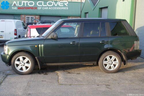 Auto Clover desviadores de viento para Land Rover Range Rover Vogue L322 2002-2012