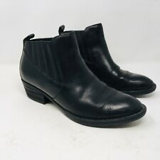 Born Ankle Boots womens size 8 Gusset