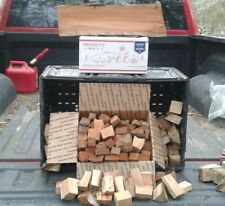 Cherry Bar-B-Q wood Chunks for smoker or barbque grill