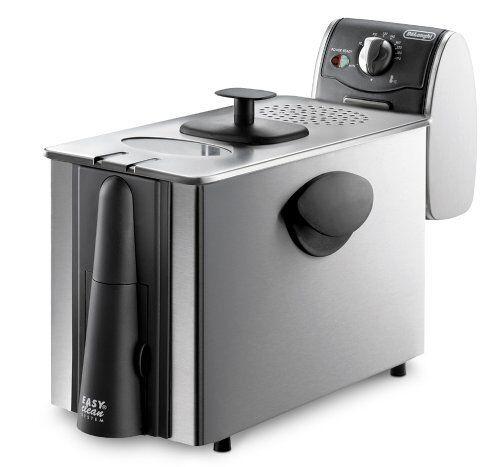 NEW DeLonghi D14522DZ Dual Zone 4 Liter Deep Fryer FREE SHIPPING