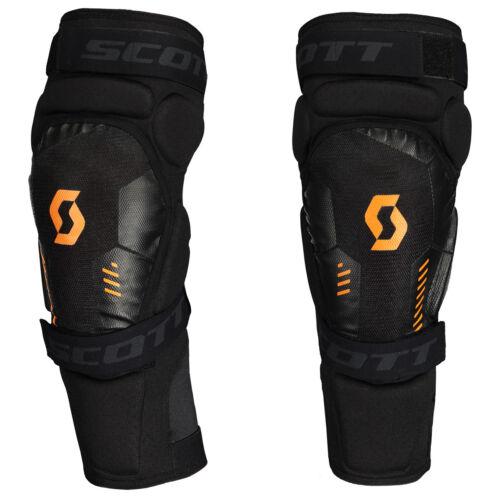 Scott Softcon 2 MX Motocross DH Knieprotektoren schwarz//orange 2019