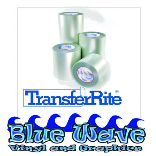 "Transfer Rite Medium Tack 1310 Ultra Clear with Grid  12""x 100 yards"