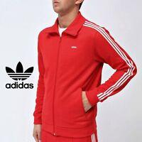 MENS Adidas Originals  Beckenbauer OG Track Top Jacket Full Zip - SIZE S M L XL