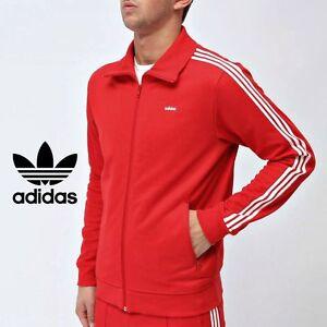 Og Originals Full Zip Mens Jacket Adidas Beckenbauer Track Top tFf17vwq