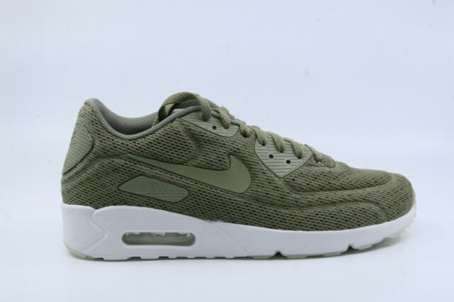the best attitude b47c6 2c9e3 Nike Men s Air Max 90 Ultra 2.0 Breathe Green White Mesh US9.5 898010