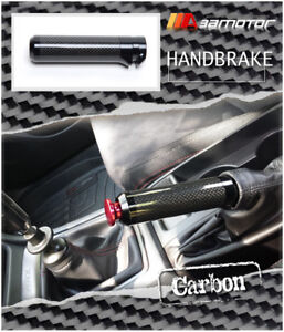 Carbon-Fibre-Hand-E-Brake-Handle-Black-fits-Toyota-GT86-Subaru-BRZ-2015-Impreza