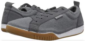Columbia Hombre Zapatillas de Lana de Encaje Bridgeport TI Zapatos De Hielo Acero gris