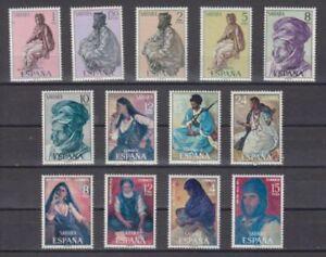 SPANISH-SAHARA-COMPLETE-MNH-YEAR-1972-EDIFIL-297-309