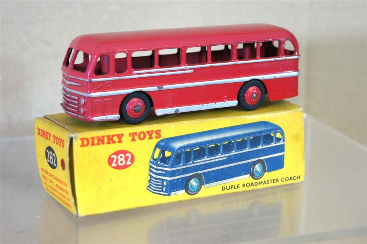 Dinky 282 Duple Roadmaster Autobús en Caja Mw