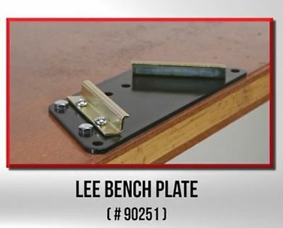 Lee Bench Plate for Instant Press Change Lyman RCBS Hornady New In Box #90251