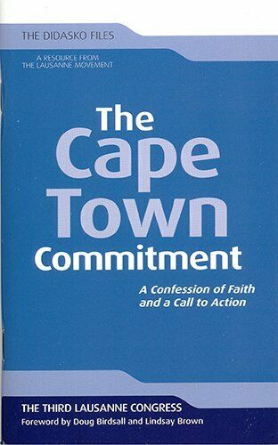 The Cape Town Commitment: A Confession of Fa... by Wright, Christopher Paperback