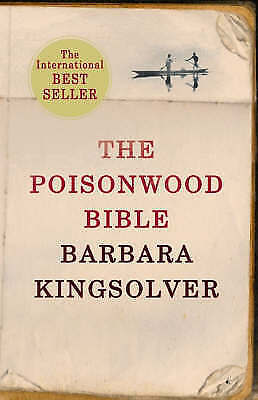 1 of 1 - The Poisonwood Bible by Barbara Kingsolver (Paperback) LIKE NEW, FREE POSTAGE